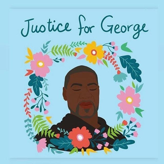 May you rest in peace George Floyd and may your family find their own peace once they're through their unfair and unjust grief #justiceforgeorgefloyd
