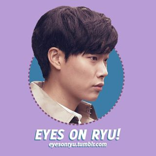 Eyes On RYU for 류준열