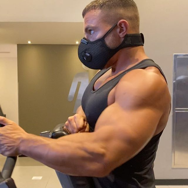 When you need to hit the weights at 4 but Gotham needs reckoning at 6