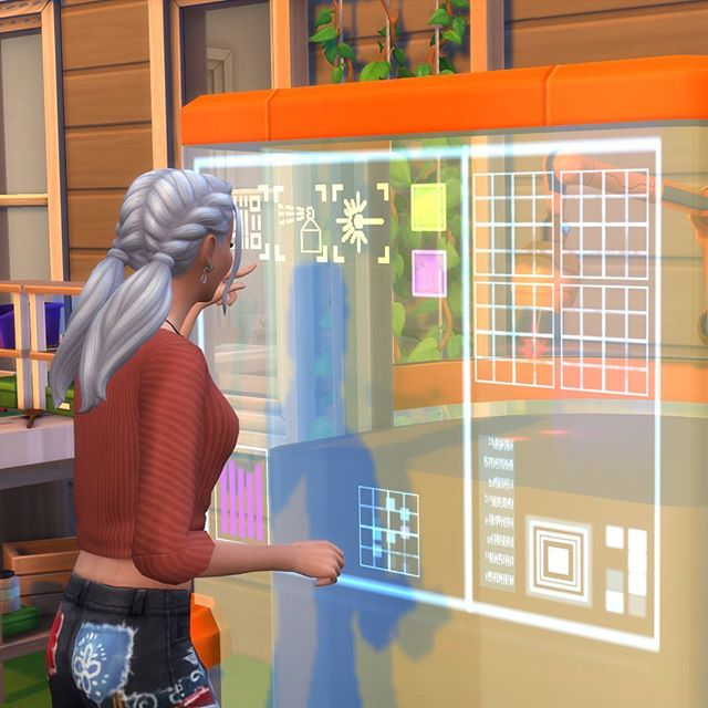 Visit simscommunity.info and learn all about the new Fabrication Skill from #TheSims4 Eco Lifestyle!