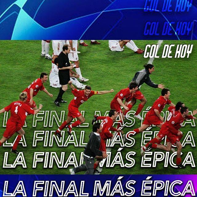 La FINAL de CHAMPIONS más ÉPICA