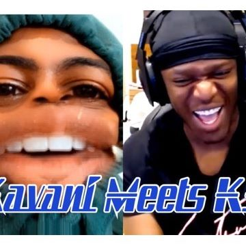 When Kavani Meets @ksi