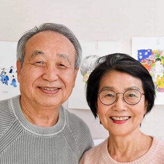 Grandpa Chan & Grandma Marina