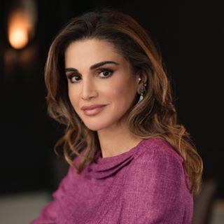 Queen Rania Al Abdullah
