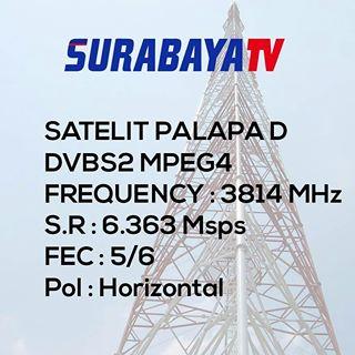 SURABAYA TV (Ch. 44 UHF)