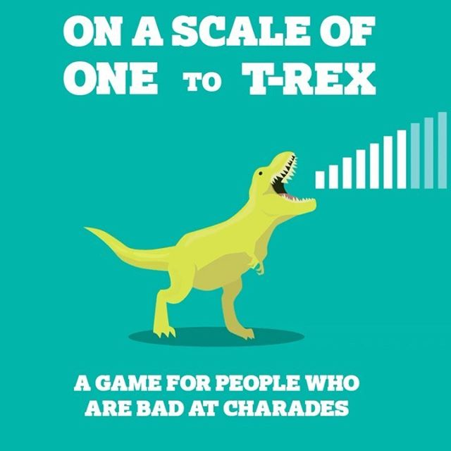 How to Play On A Scale of One To T-Rex