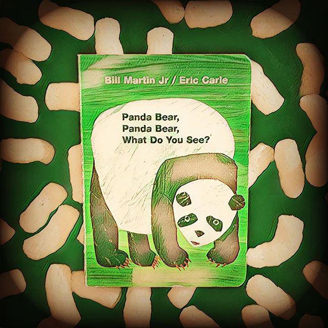 Another classic - Panda Bear Panda Bear What do you see? by Bill Martin Jr and Eric Carle. 💕link in bio💕 Enjoy! 😊 . . . . . . . . . . . . . . . . #kidsbookstagram #kidlit #readaloud #raisingreaders #childrensbooks #books #reading #storytelling #book #kids  #childrensbook #kidsbook#storytime #kidsbooks #picturebooks #daycarelife #kidsofig #teachersofinstagram #kindergartenteachers #preschoollife #summerreads #boardbook #pandabear  #ericcarle #homeeducation #toddleractivities #readtoyourkids #readingisfundamental #momoftoddlers #totschool