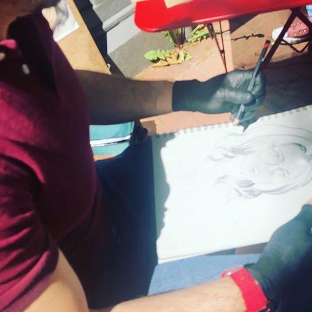 @tpachuta #downtownfrederick#local#localartist#localbusiness#supportsmallbusiness#supportlocal#originalartist#drawing #instaart. #artistoninstagram. #instagramartist. #illustragram. #illustratorsofinstagram. #instapainting. #artistsofig. #artistsofinstagram.