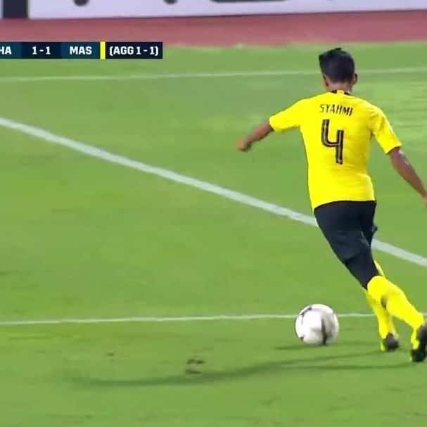 Who remembers this spectacular goal by Malaysia's Syahmi Safari? 🔥  #GoalOfTheDay