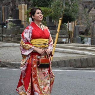 Erika en Japón ❤️🇲🇽🇯🇵