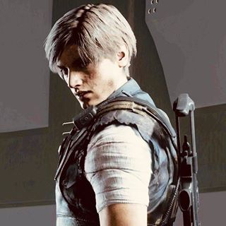 Leon S. Kennedy is the BEST