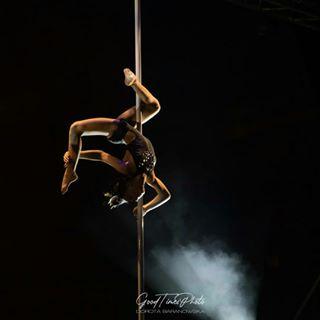 akrobatyka i pole dance