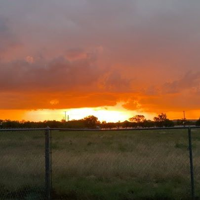 이게 바로 #텍사스 하늘이지 💝#nofilter