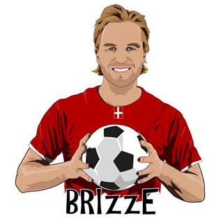 Brian Mengel / Brizze - dansk
