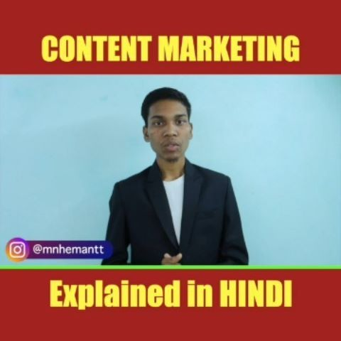 What is Content Marketing in Hindi?