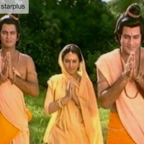 #Repost @starplus • • • • • • Ayodhya ke vaasi, purusho mein sarvotam, sabke priy maryada purushottam Shri Ram ki kahaani #Ramayan.. 4 May se, Somvaar se Ravivaar shaam 7:30 baje StarPlus par. #RamayanOnStarPlus . @siyaramkijai @sunil_lahri @dipikachikhliatopiwala