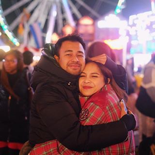 Raffi Ahmad and Nagita Slavina