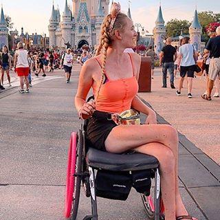 Wheelchair Lifestyle Vlogger