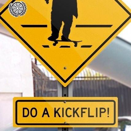 Do A Kickflip with Chad Muska