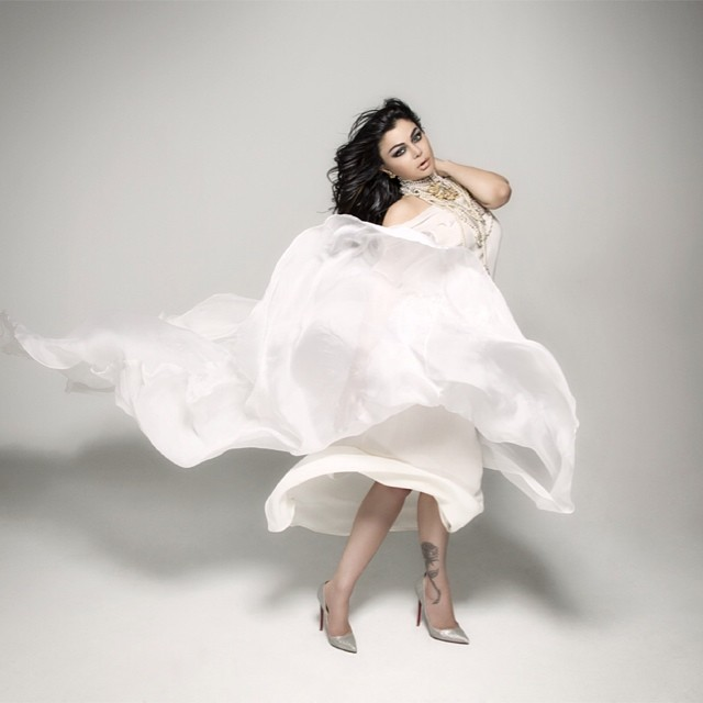 #haifa #haifawehbe #mjk #mjkexclusive #white #beirut #lebanon #video