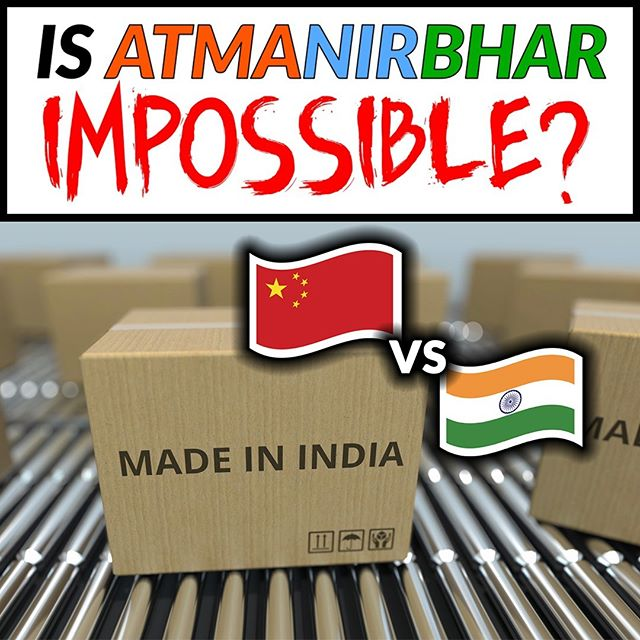 Possible or not? #atmanirbharbharat