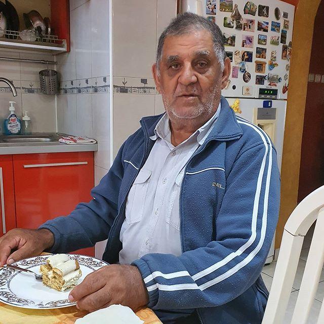 Unchiu Boc la prajitura