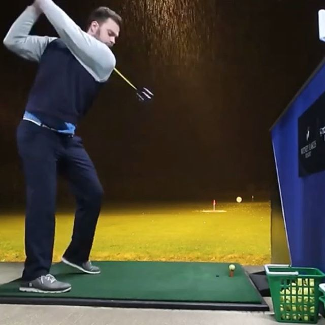 First long drive vlog uploaded on YouTube, grinding for my first season on the @europeanlongdrivegames #excited #golf #longdrive #ballflight