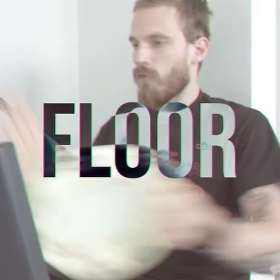Floor Gang ASSEMBLE! #floorgang