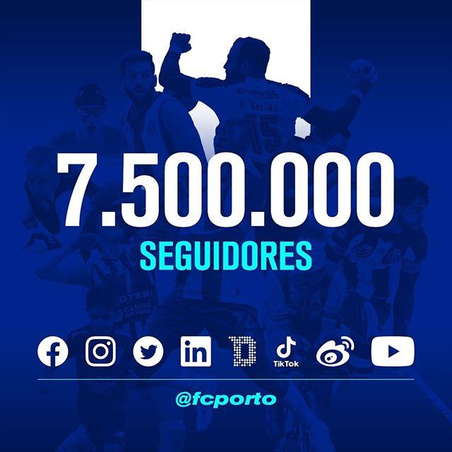 Dia Mundial da Internet. Obrigado 💙  #FCPorto #DiaMundialdaInternet #InternetDay