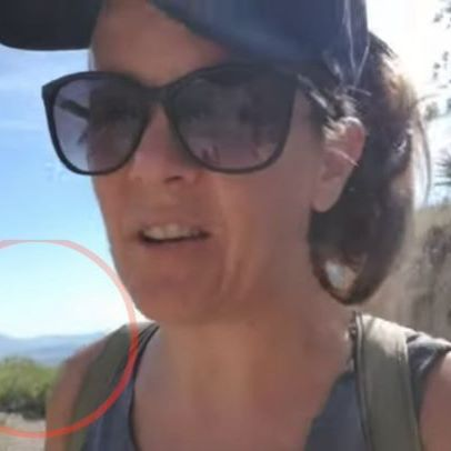 A viewer from Australia brought to my attention the fact that I may have captured a Bigfoot in the background of my last video! 😮 The video in question is called My Nevada Mountain Home (link in bio if you are reading this on Instagram), and the specific footage starts at 3:11 and runs through 3:14. What do you think? Is it a Bigfoot? Or...is it a cactus? #TeamBigfoot 👣 #TeamCactus 🌵 . . . . . . . . . #bigfoot #sasquatch #gonesquatchin #squatchwatch #unexplained #mystery #nevada #travelnevada #wonderhussy