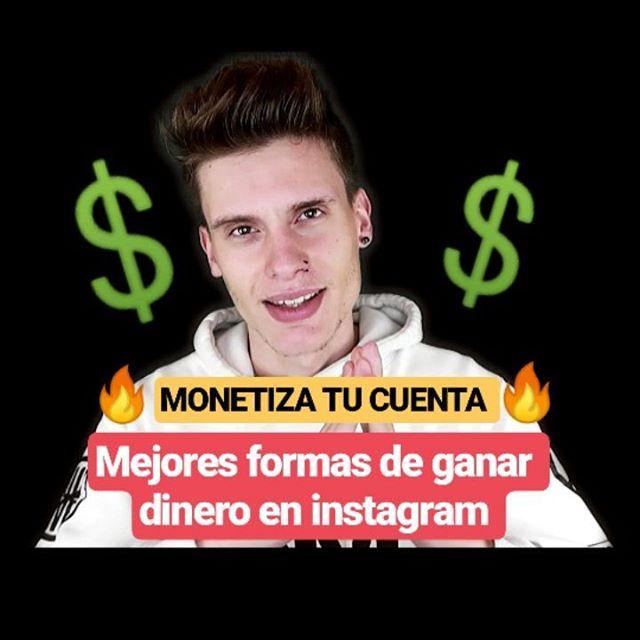 💲Mejores formas de ganar dinero en instagram