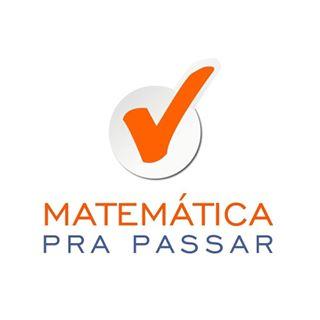 Matemática Pra Passar