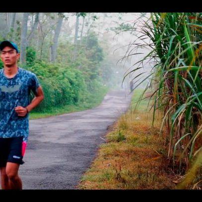Lari pagi semangat pagi rebahan lagi :) #sonya6000 #sonya6000indonesia