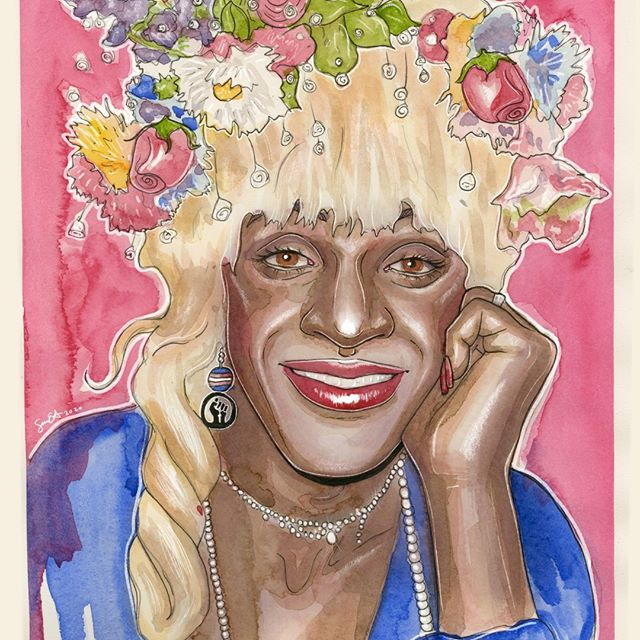 As we mark Pride this year, I'd like to emphasize that it isn't just a celebration –it's an ongoing movement for the rights of LGBTQ+ folks, especially those of color. That was the spirit of Marsha P. Johnson, who used the Stonewall riots as the starting point for her decades of activism. Today, I'm grateful for Marsha and all of those who've followed her lead.