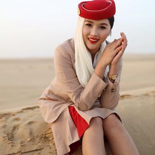 Creamแอร์โฮสเตส|Travel|宋丽坤