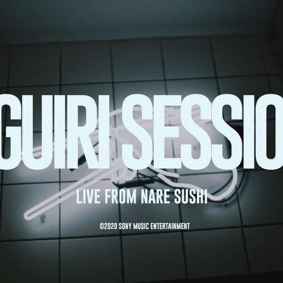 """Jueves 11 de Junio estreno de la primer parte de las """"Niguiri Sessions"""" 🍣🎶 Show grabado en vivo con los musicos letales ke me acompañan.. dirigido por @nikosedano.. ❤️🌟🐉 en todas las plataformas digitales! @sonymusicargentina"""