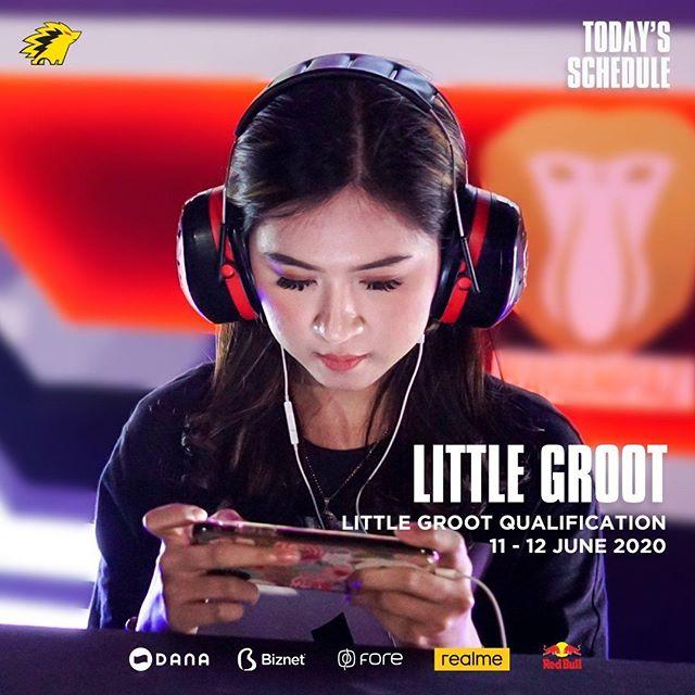 Hi Sonic! Jangan lupa untuk dukung #ONICGLORY dalam Little Groot Qualification yang akan berlangsung mulai hari ini sampai dengan tanggal 12 Juni nanti ya. Btw, ada yang ingat dengan role @meutiamaharani saat ini apa? 😁😁😁 #GOONIC . . . @dana.id @biznethome @fore.coffee @realmeindonesia @redbullnation . . . #GOONIC #GantiDompet #PakeBiznet #CoffeeFOREveryone #DareToLeap #EmpowerYourPassion