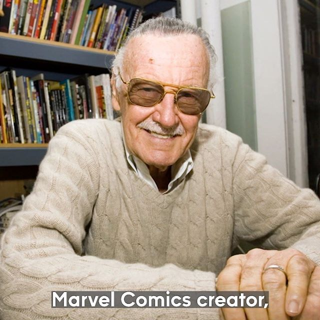 """Assemble with stars and creators across the @Marvel Universe in """"Celebrating Marvel's Stan Lee"""" tonight at 8