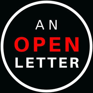 An Open Letter 😷