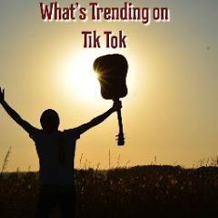 What's Trending On Tik Tok