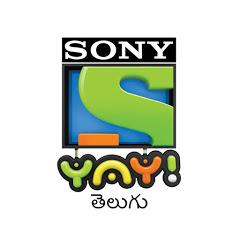 Sony YAY! Telugu