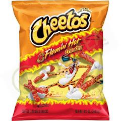 Flamin Cheetos