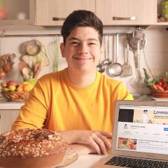 Lorenzo in cucina
