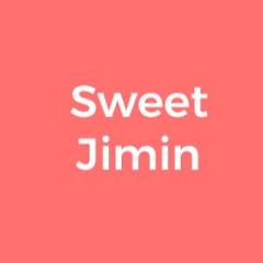 sweet jimin