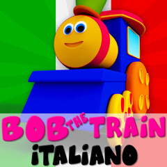 Bob The Train Italiano - canzoni per bambini
