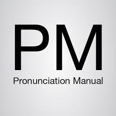PronunciationManual