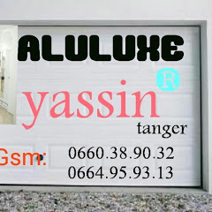 aluminium aluluxe yassine technicien fabrication