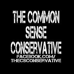 The Common Sense Conservative
