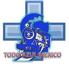 TODO AZUL MEXICO