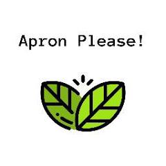 Apron Please!